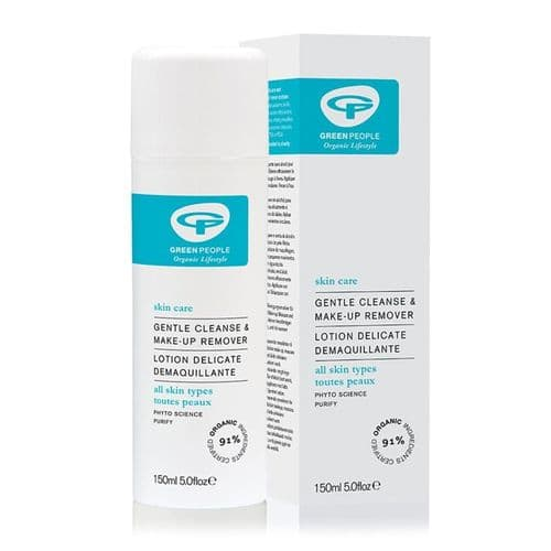Green People Organic Gentle Cleanser & Makeup Remover